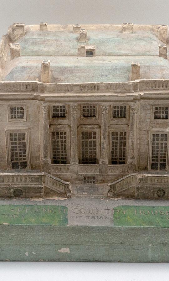 Petit Trianon, Versailles Plaster-Resin Sculpture, 1930s