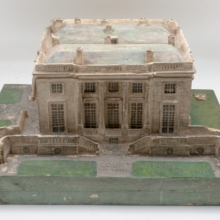 Petit Trianon, Versailles Plaster-Resin Sculpture, 1930s