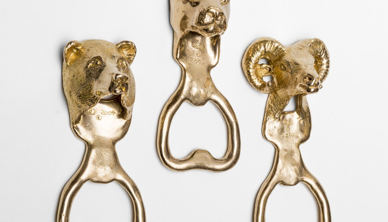 Animal Bottle Opener Set 1