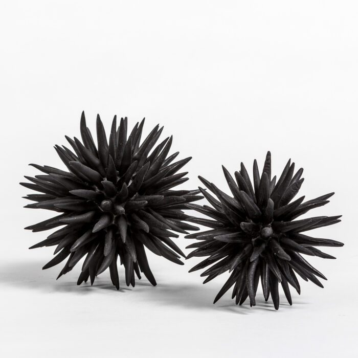 Diadema Black Resin Urchin 3