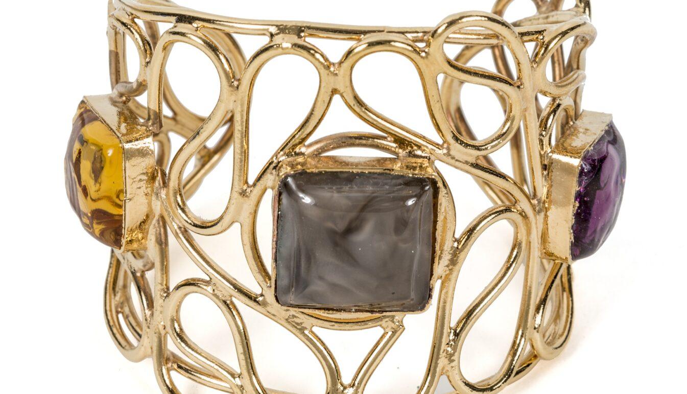 Loulou de la Falaise Cuff Bracelet