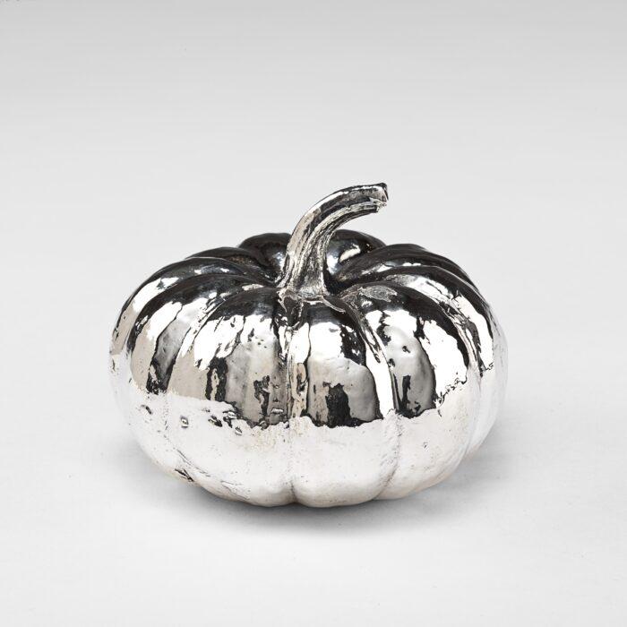 Silver Pumpkin