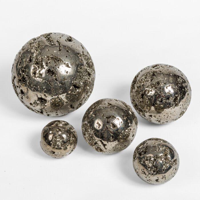 Pyrite Sphere 2½