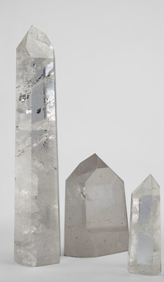 Rock Crystal Point 5″ – 8″