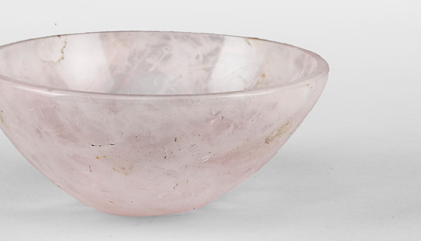 Rose Quartz Bowl 2