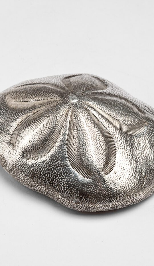 Silvered Sand Dollar Shirley