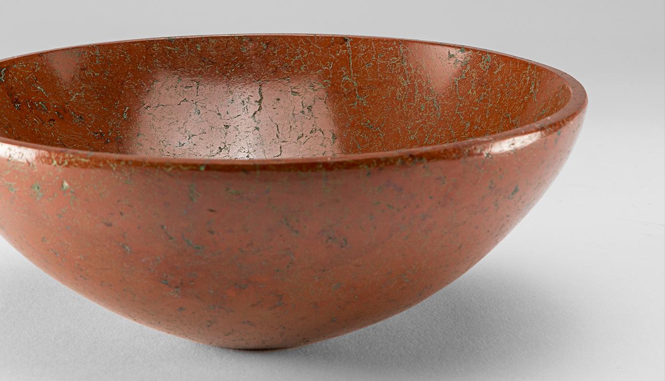 Tomato Jasper Bowl 6