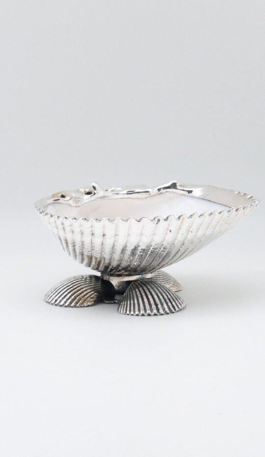 Cardium Caviar Dish Mounted 5″