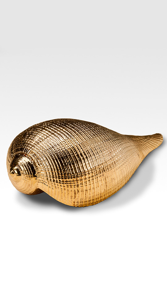Fig Shell Gilded