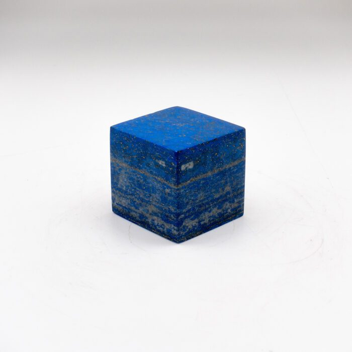 Lapis Lazuli Cube from Afghanistan 2.3