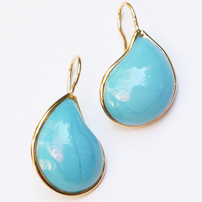 Loulou de la Falaise Teardrop Earrings I