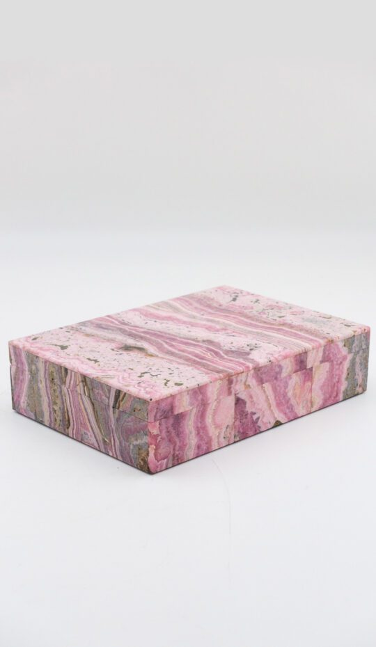 Rhodochrosite Hinged Box