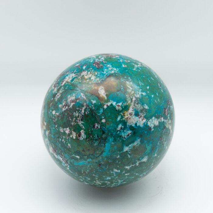 Chrysocolla Sphere 7.5
