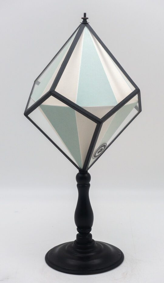 Mounted Geometric Sculpture II