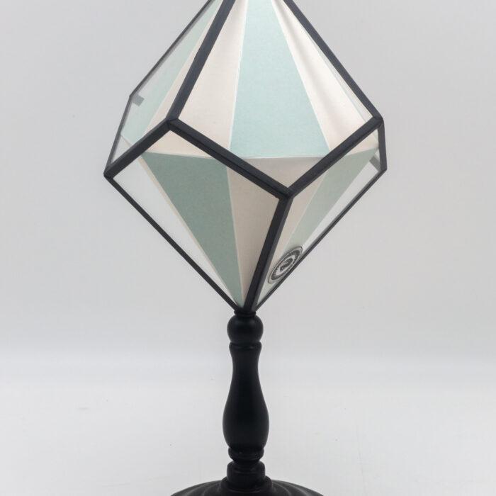 Mounted Geometric Sculpture II