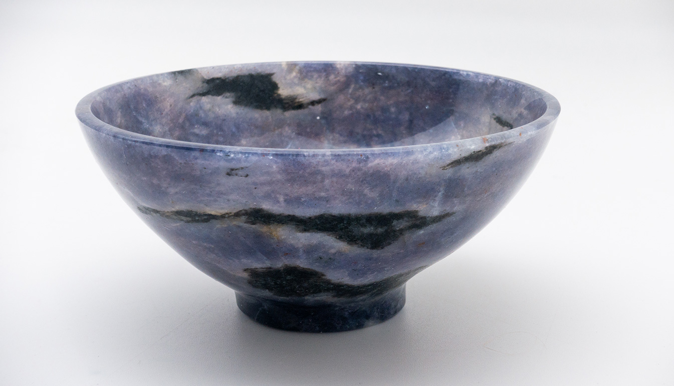 Iolite Bowl, 5