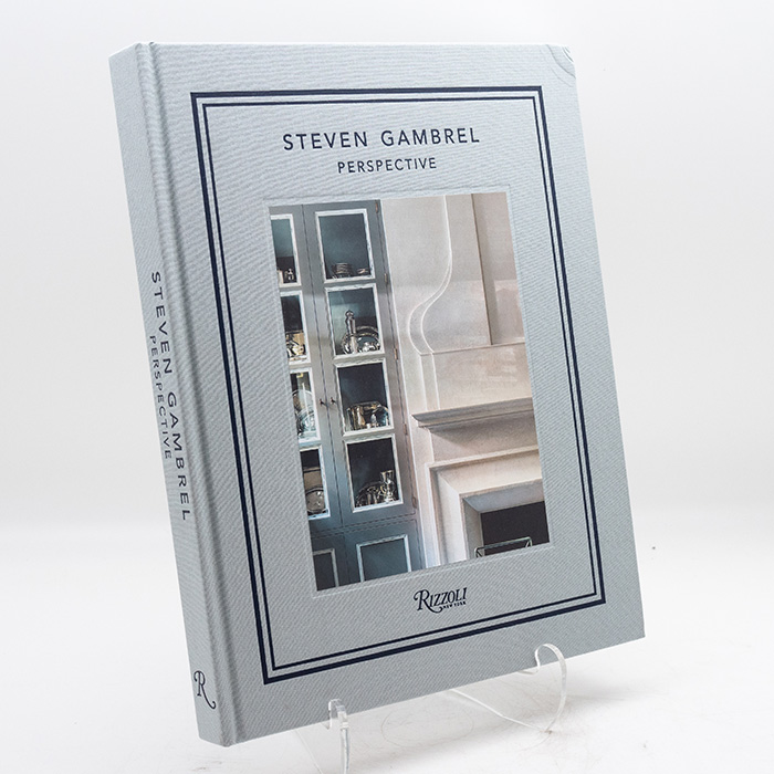 Steven Gambrel: Perspective (Hardcover, Signed)