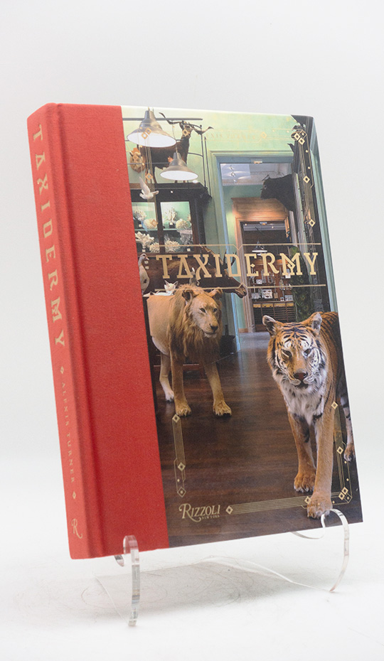 Alexis Turner: Taxidermy (Hardcover)