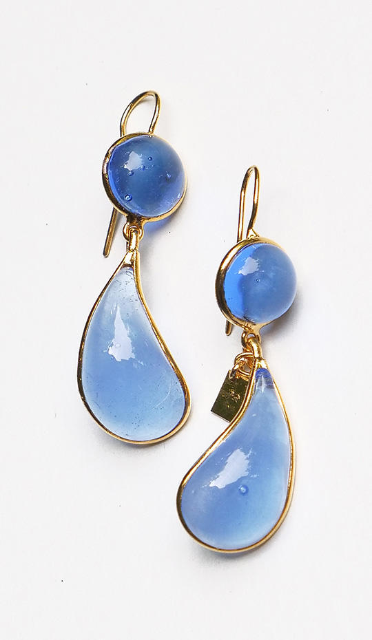 Loulou de la Falaise Bicolor Earrings III