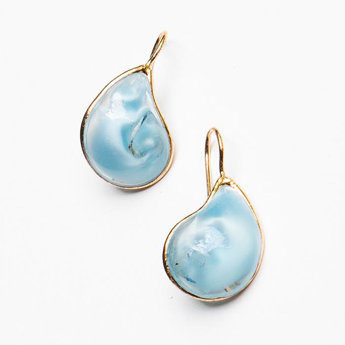 Loulou de la Falaise Teardrop Earrings V
