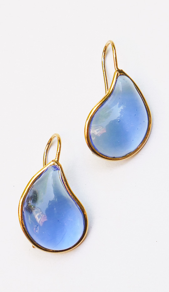 Loulou de la Falaise Teardrop Earrings V