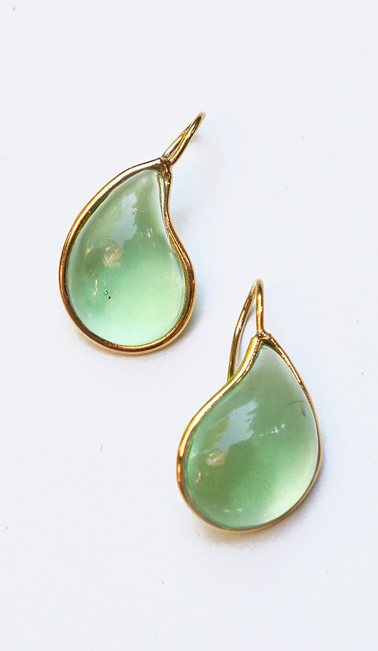 Loulou de la Falaise Teardrop Earrings IV