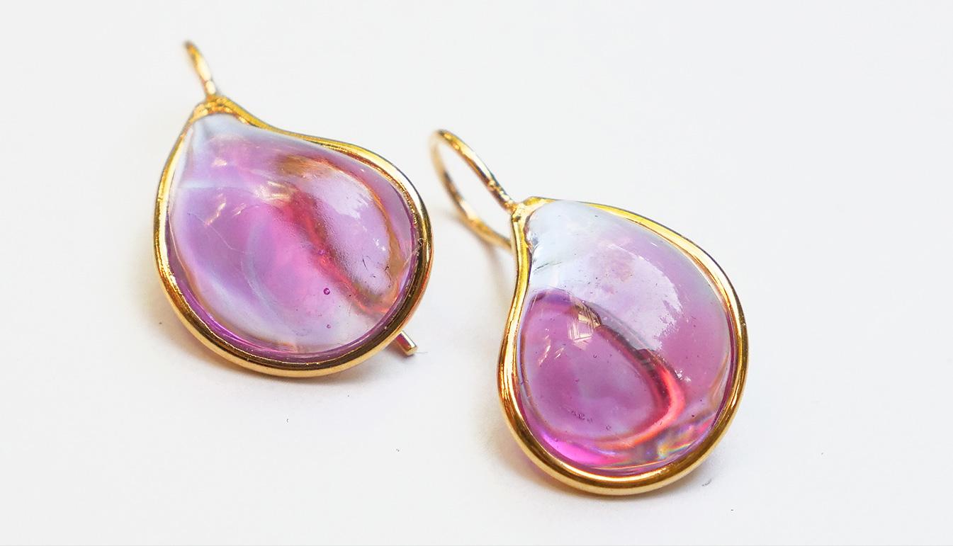 Loulou de la Falaise Teardrop Earrings III