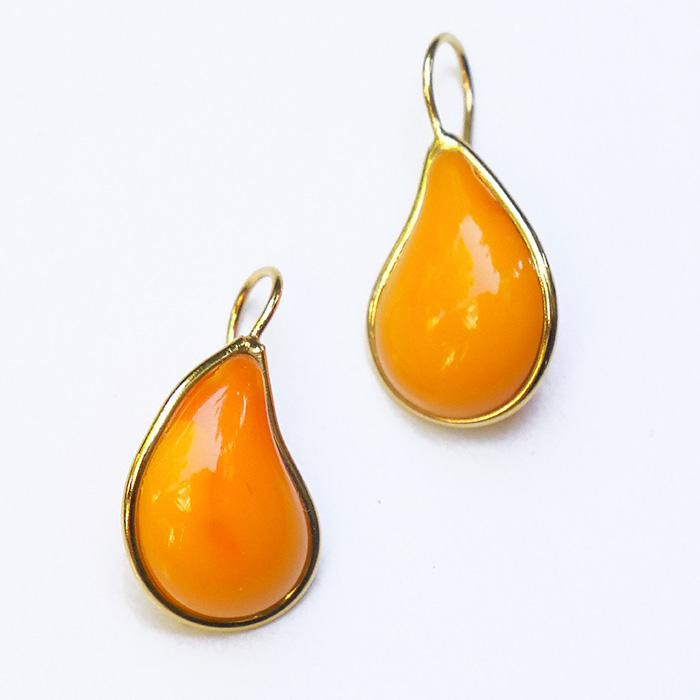 Loulou de la Falaise Teardrop Earrings VI