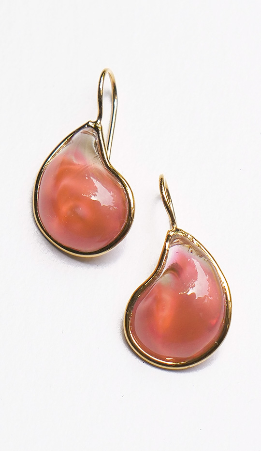 Loulou de la Falaise Teardrop Earrings VII