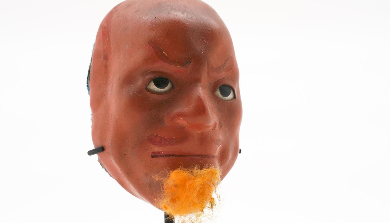 Mini Japanese Mask V