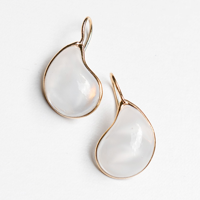 Loulou de la Falaise Teardrop Earrings XI