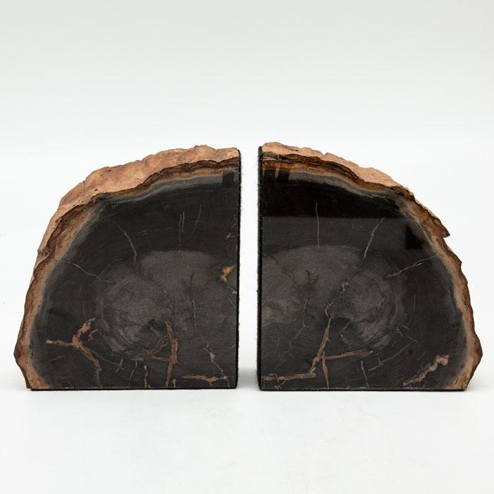 handmade Brown Petrified Wood