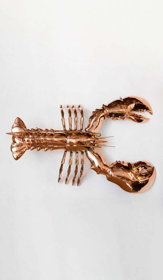 Copper-Lobster
